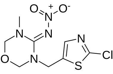hoạt chất thiamethoxam