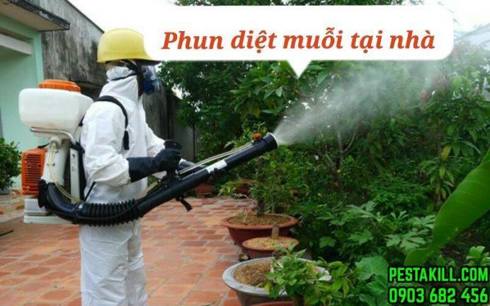 dịch vụ diệt muỗi tại nhà